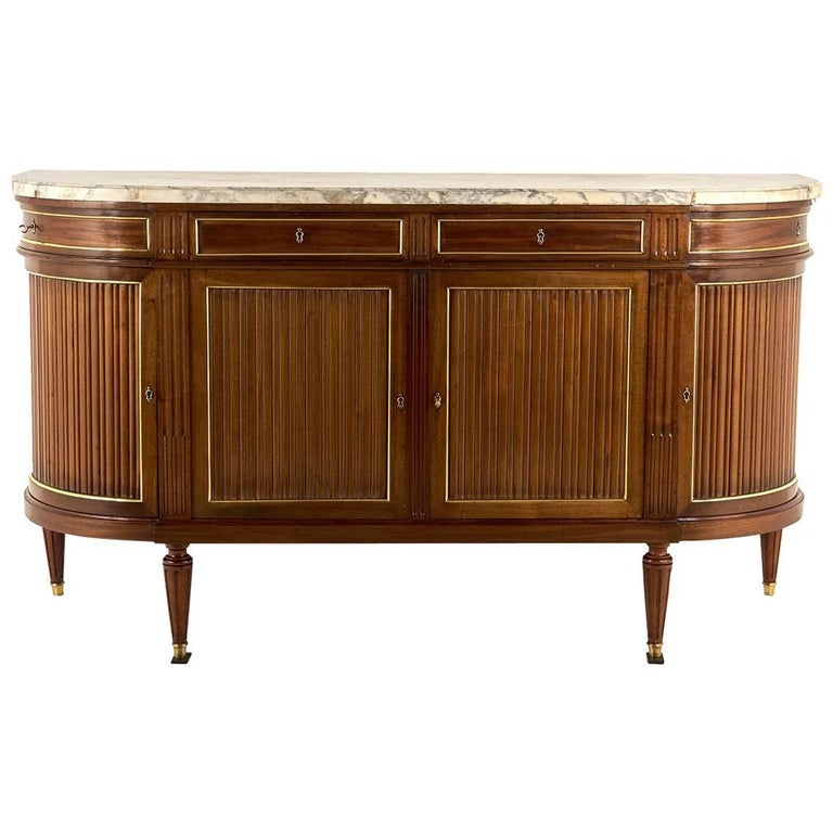 French 'Directoire' Style Buffet, circa 1910
