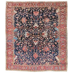 Persian Heriz carpet, circa 1900