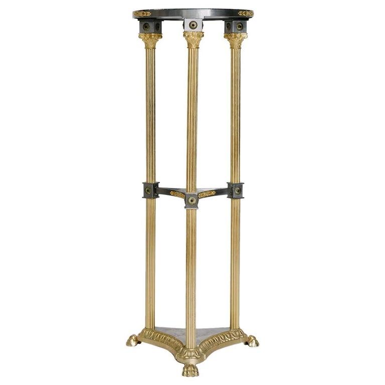 Vintage Maison Jansen Style Pedestal