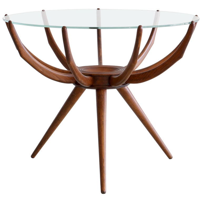 Carlo de Carli Spider Table 1