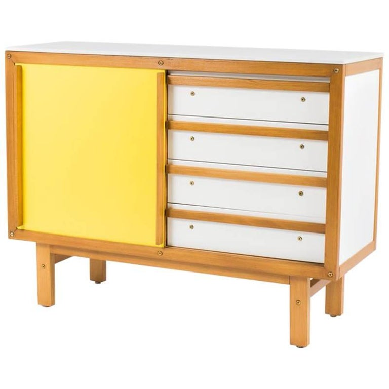 Andre Sornay Dresser Cabinet For Sale