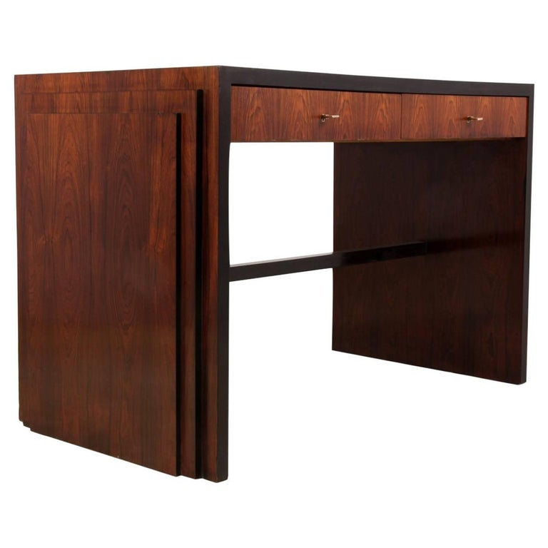 Art Deco Desk, French, 1920