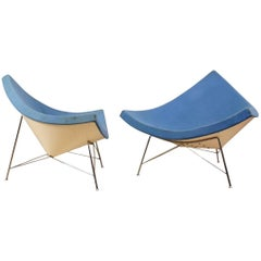 Pair of Coconut Chairs by Vitra