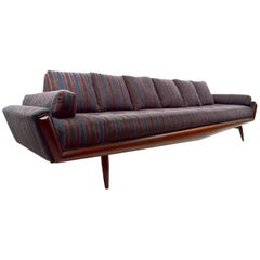 Large Pearsall Sofa in Great Original Condition
