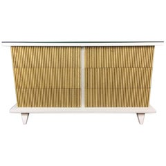 American of Martinsville Six-Drawer Dresser or Credenza