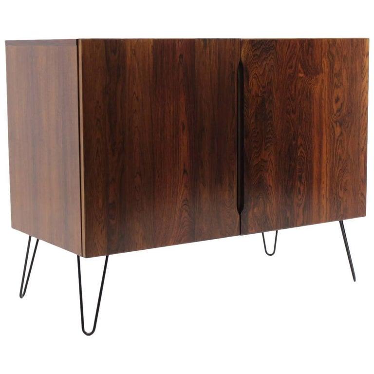 1960 upcycled danish palisander sideboard at 1stdibs. Black Bedroom Furniture Sets. Home Design Ideas