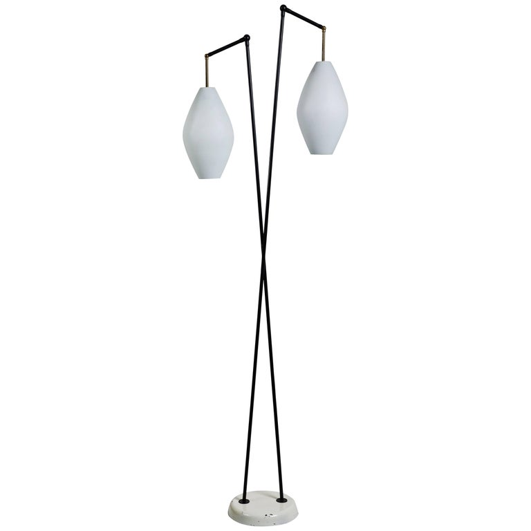 Floor Lamp by Stilnovo For Sale