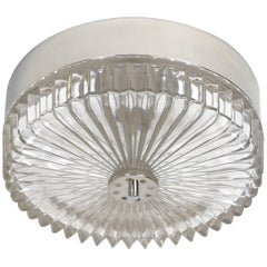 Ceiling Light or Chandelier in the Style of Baccarat Tiffany Sèvres