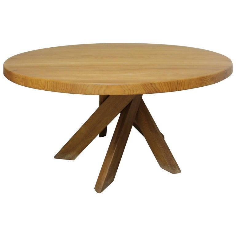 Pierre Chapo T21 Dining Table