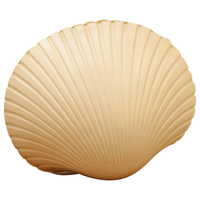 Andre Cazenave Shell Table Lamp