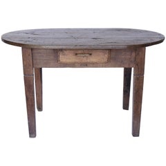 Oval Table from France, circa 1880