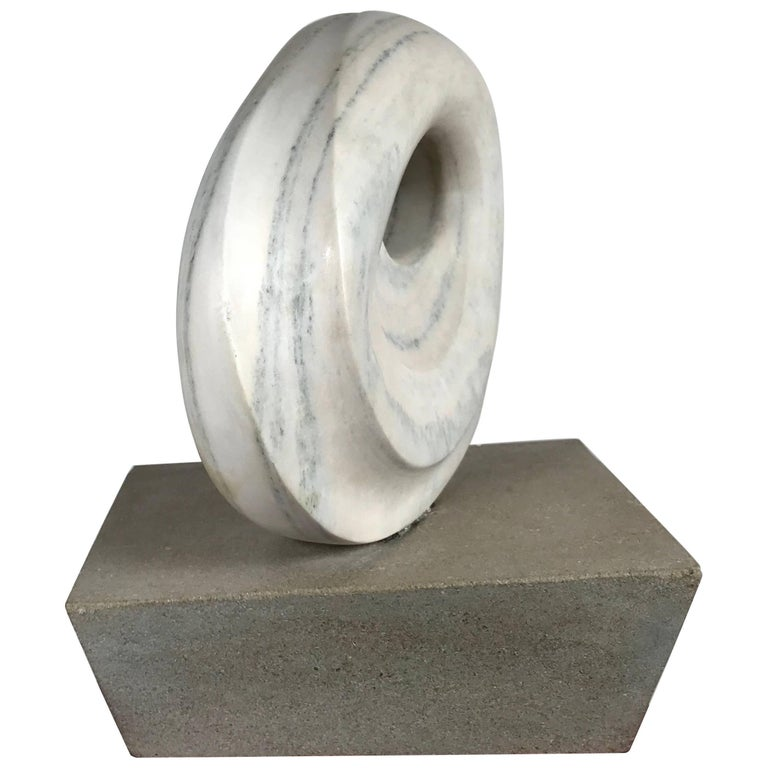 Modernist Marble and Stone Sculpture by David F.Soule