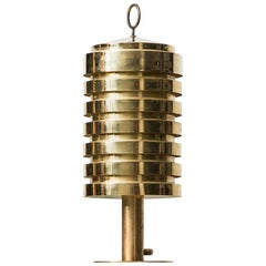 Hans-Agne Jakobsson Table Lamp Model B-99 in Brass