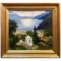 """""""Lakeside in Guatemala"""" by Anthony Thieme"""