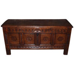 18th Century Dutch Chest