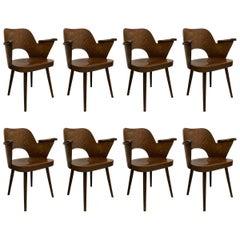 Armchairs by Oswald Haerdtl for Ton/Thonet