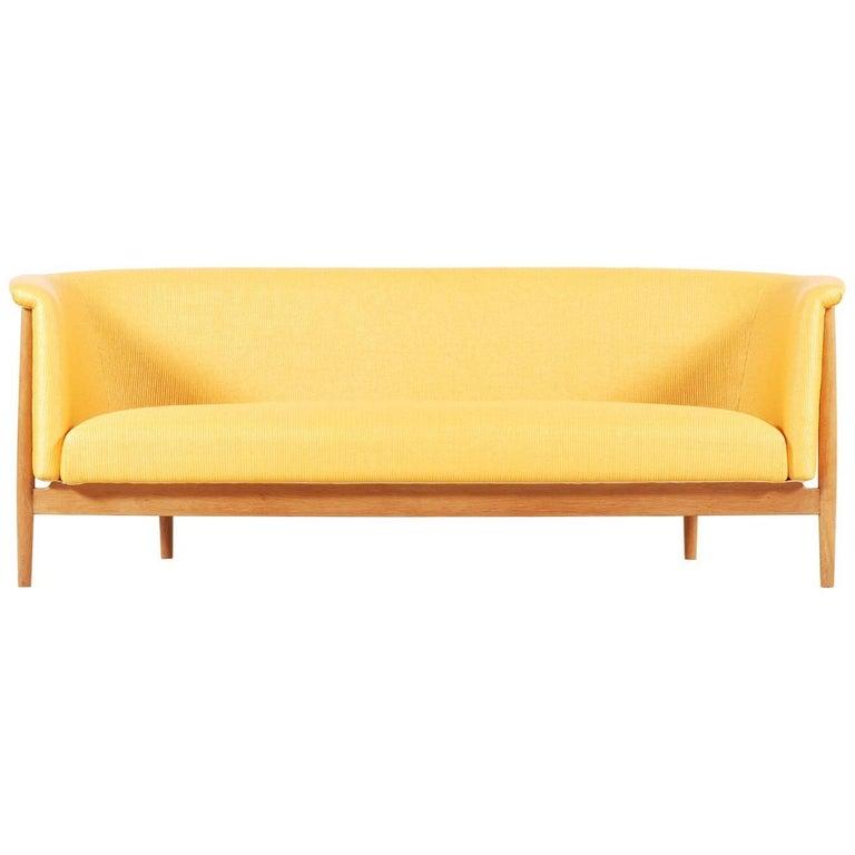 Nanna Ditzel, Three-Seat Sofa for Søren Willadsen, 1952