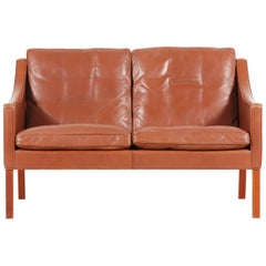 Børge Mogensen, 2-Seat Sofa Model 2208, 1960s