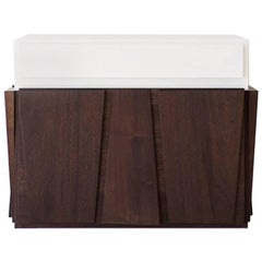 Floating Nightstand, 1705, Craft Associates Furniture