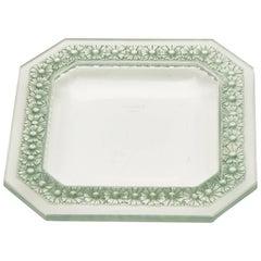 Rene Lalique Paquerettes Pattern Glass Dish, circa 1935