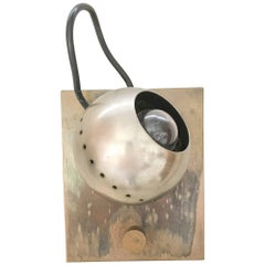 """""""Eye"""" Wall Lamp by Angelo Lelli"""