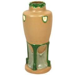 Amphora Vase by Amphora Austria, circa 1910