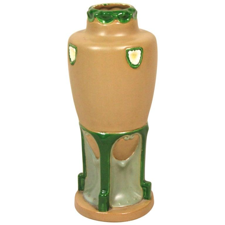 Amphora Vase By Amphora Austria Circa 1910 For Sale At