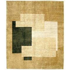 Modern Tibetan Rug