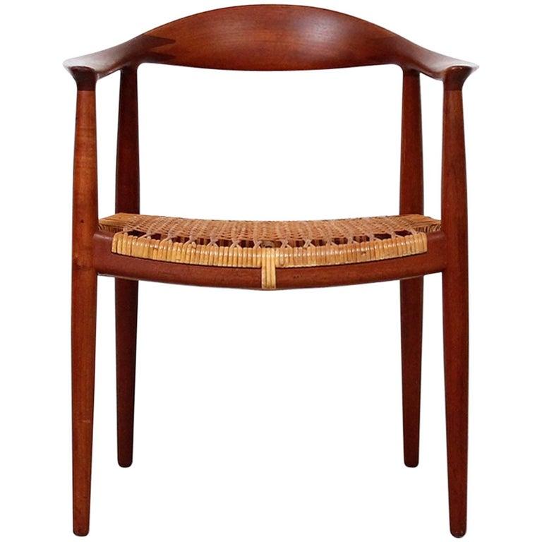 """The Chair"" by Hans Wegner 1"