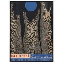 Max Ernst Histoire Naturelle Poster
