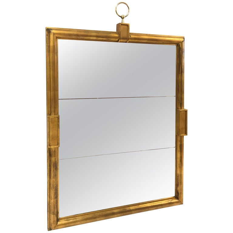 Large Tommi Parzinger Mirror