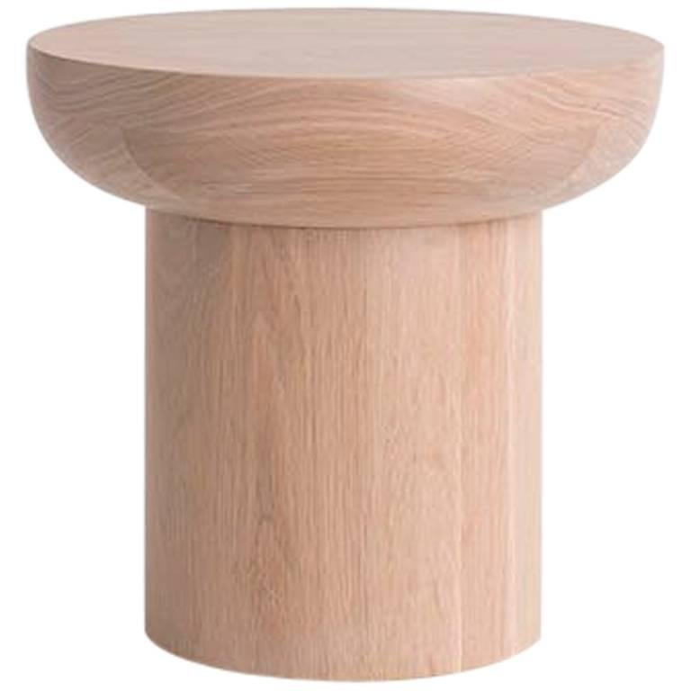 Domback Side Table 'Medium' by Phase Design For Sale