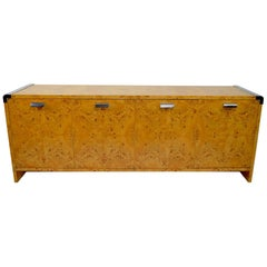 Burl Dresser by Leon Rosen for Pace Collection