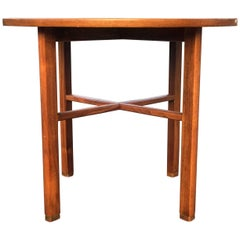 Edward Wormley for Dunbar Walnut Side Table