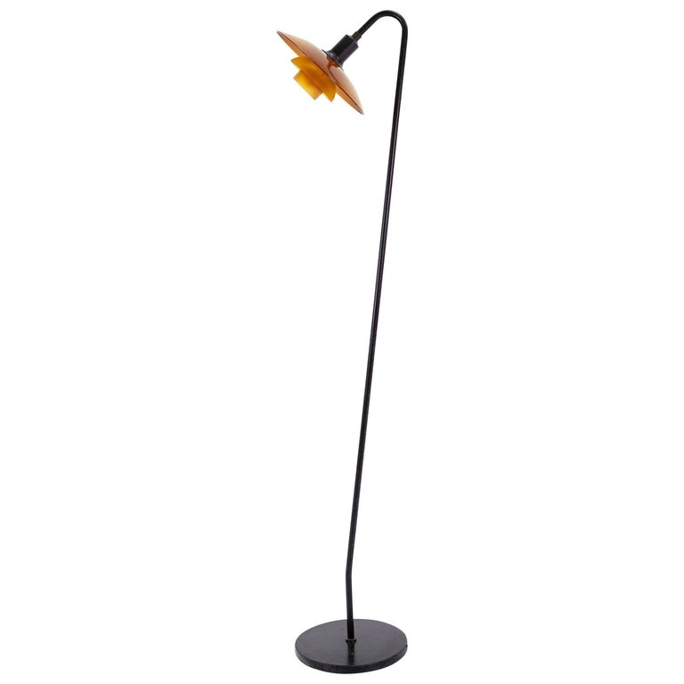 PH 7 Floor Lamp by Poul Henningsen