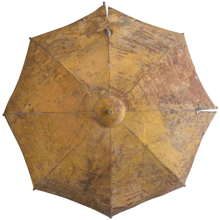 French Umbrella Trade Sign