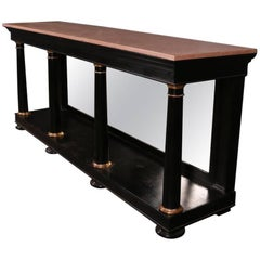 French Empire Style Console