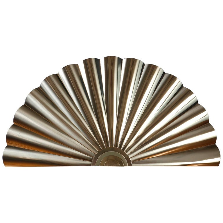 Midcentury C. Jere Wall Sculpture