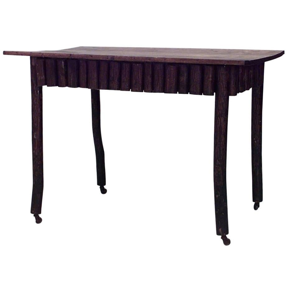 American Rustic Old Hickory Centre Table