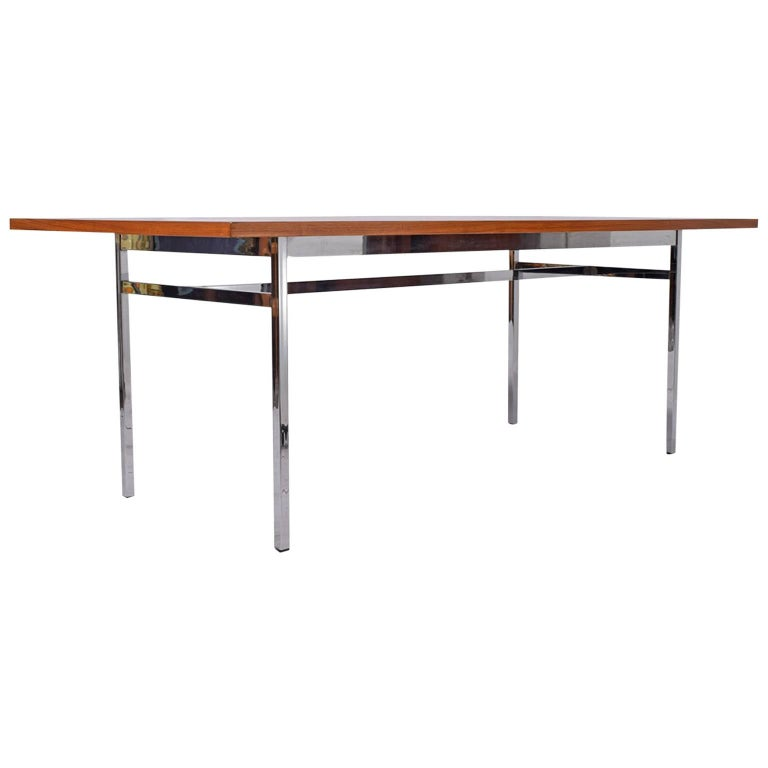 Executive Table by Florence Knoll for Knoll #1508