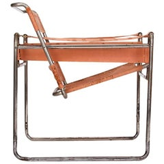 Wassily Chair by Marcel Breuer for Thonet France, 1920s