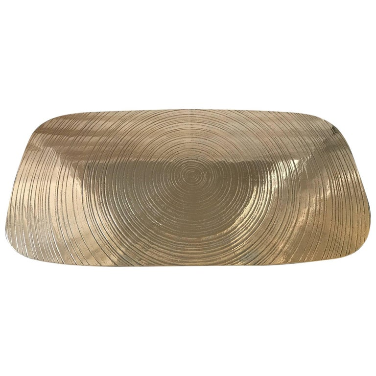 Amazing Bronze Console Table by Ado Chale