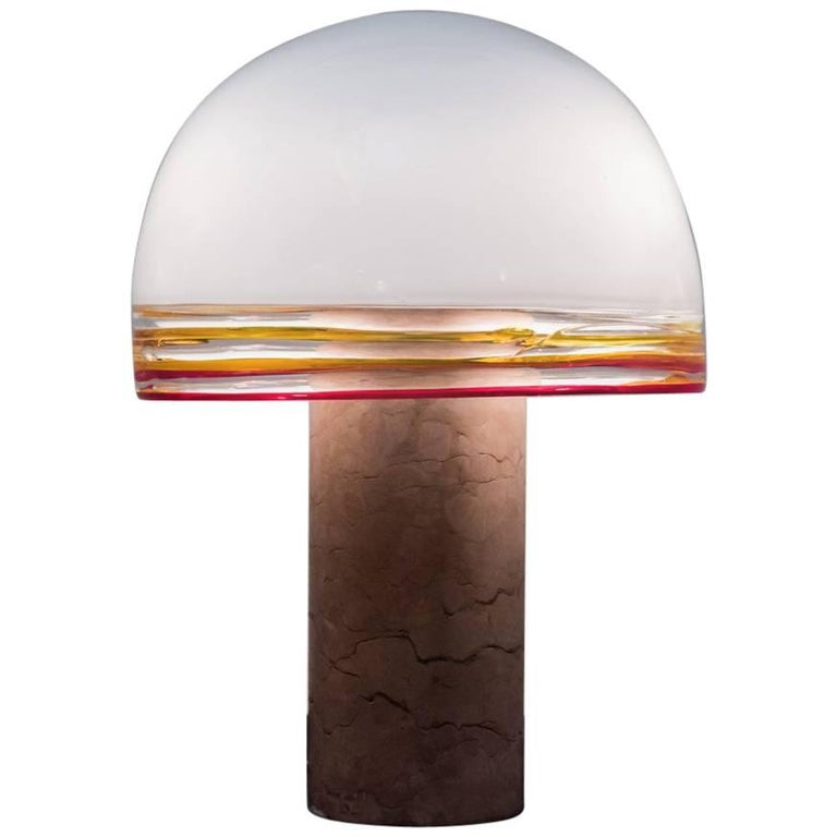 Italian Table Lamp Febo by Roberto Pamio and Renato Toso for Leucos, 1970