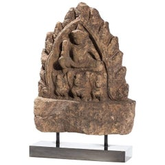 Superb Angkor Figure Indra