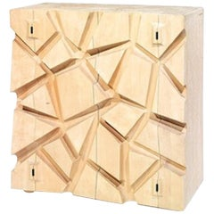 Giuseppe Rivadossi, Lime Tree Cabinet, Habito Collection, Italy