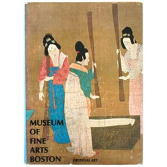 Museum of Fine Arts Boston, Oriental Art, First Edition
