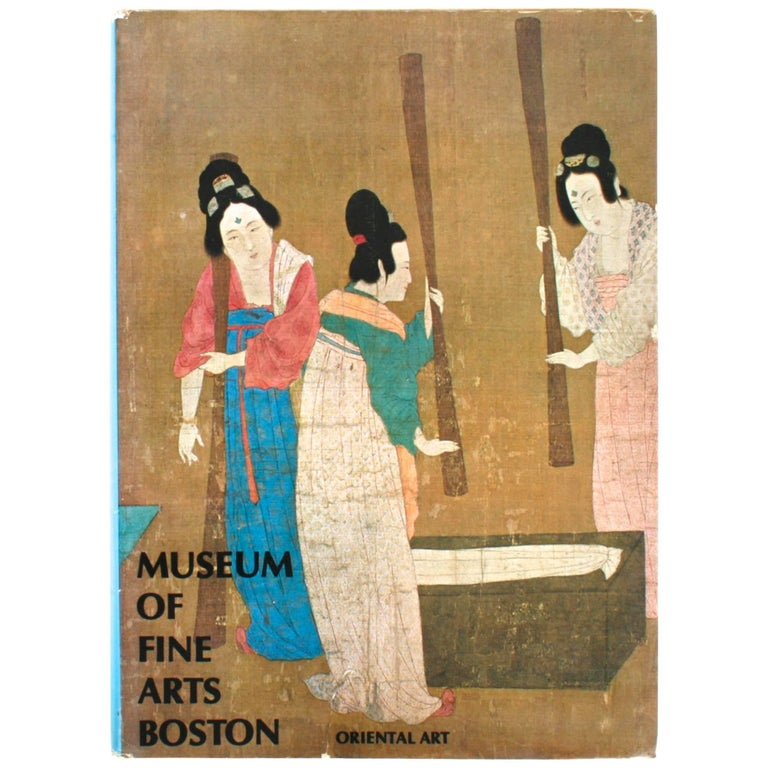 Museum of Fine Arts Boston, Oriental Art, First Edition For Sale