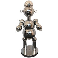 Robot Lamp by Torino Lamp, USA, 1970s