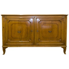 18th Century Northern Italian Cherrywood Credenza, circa 1780