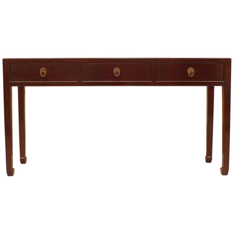 fine jumu console table for sale at 1stdibs. Black Bedroom Furniture Sets. Home Design Ideas